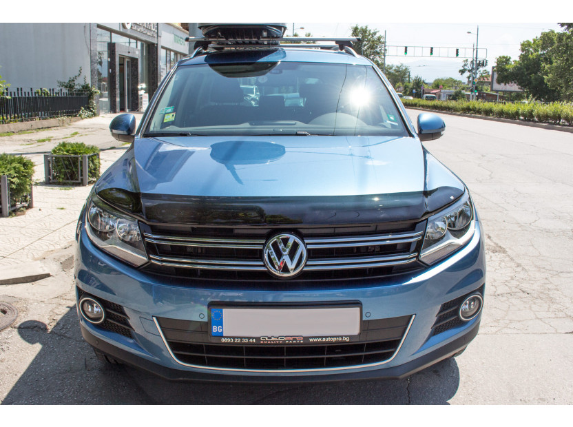Bug Deflector for VW Tiguan after 2008 2