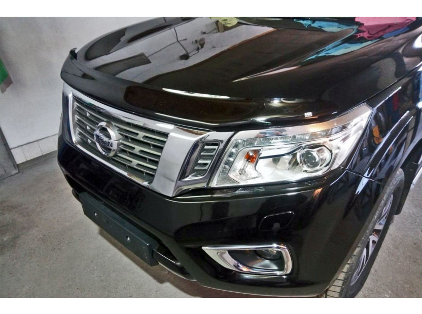 Bug Deflector for Nissan Navara D23 after 2016 2