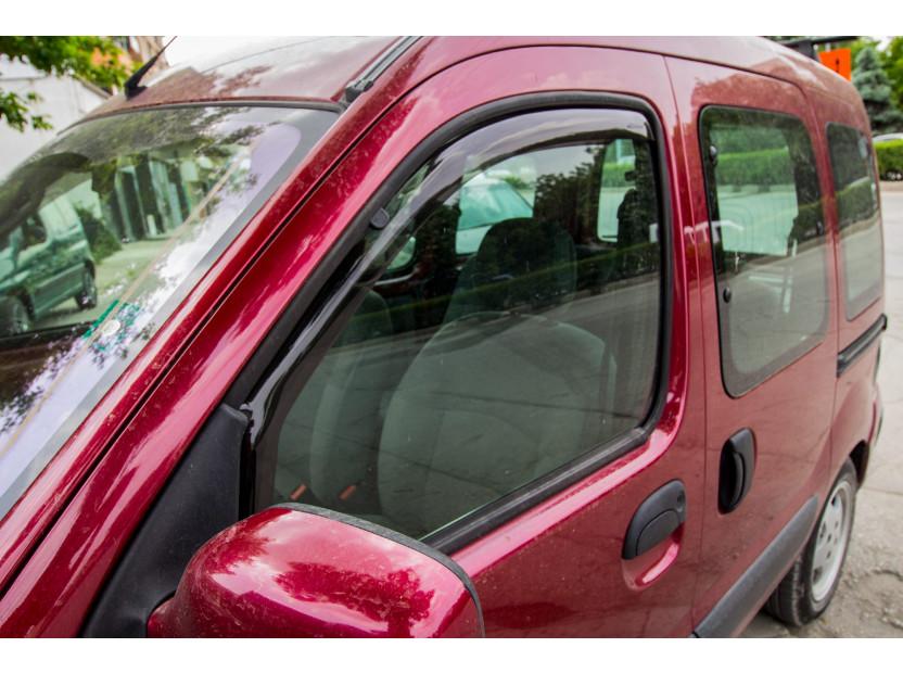 Farad Front Wind Deflectors for Renault Kangoo 3/5 doors 1998-2006 4