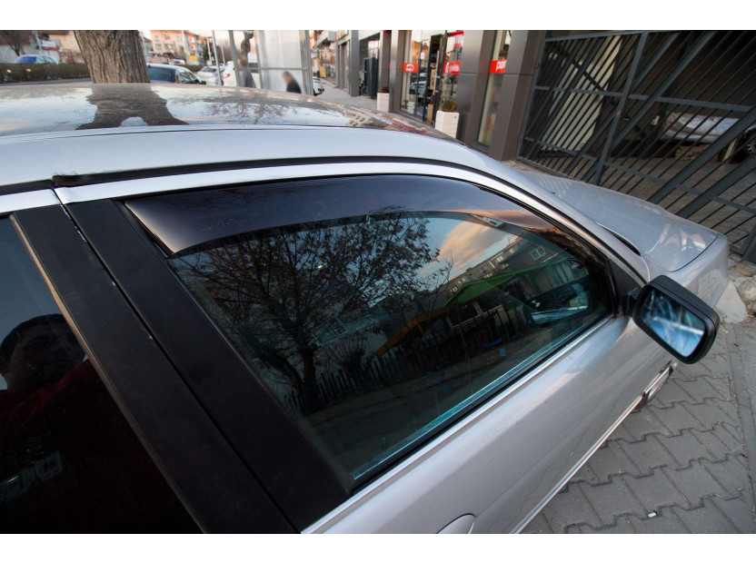 Farad Front Wind Deflectors for BMW 5 series E39 sedan/station wagon 1996-2003 3
