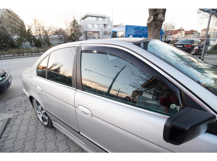 Farad Front Wind Deflectors for BMW 5 series E39 sedan/station wagon 1996-2003 2