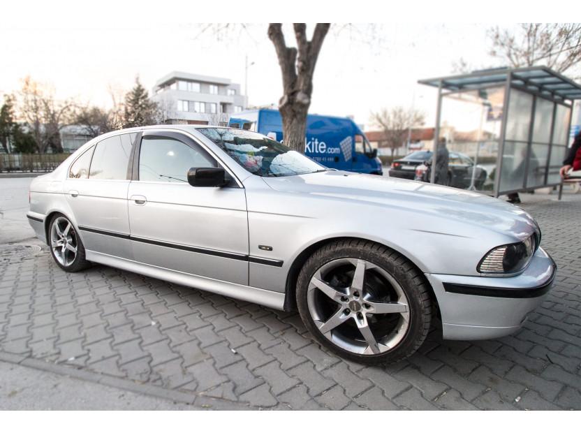 Farad Front Wind Deflectors for BMW 5 series E39 sedan/station wagon 1996-2003 4