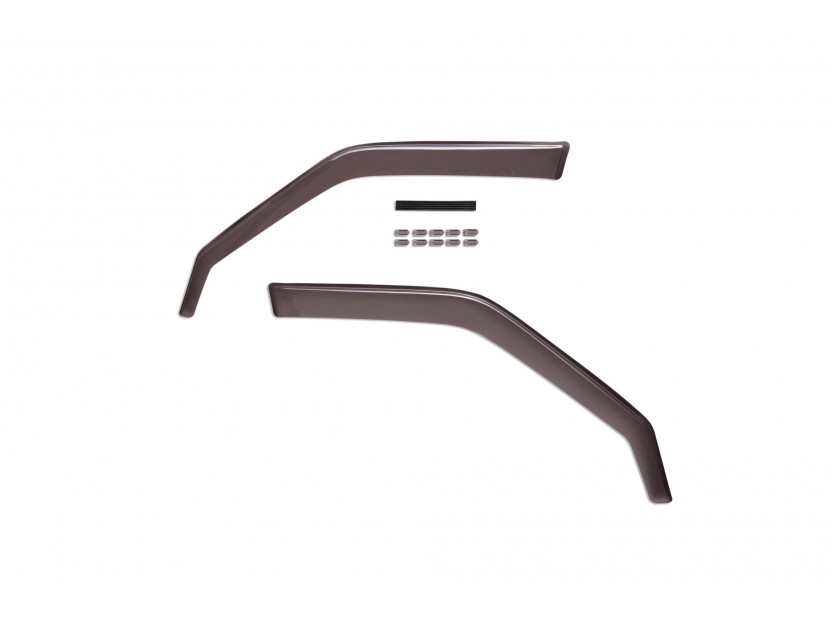 Farad Front Wind Deflectors for Mercedes E class W124 4 doors 1985-1995