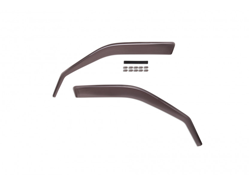 Farad Front Wind Deflectors for Mercedes C class W202 sedan/station wagon 1993-2000