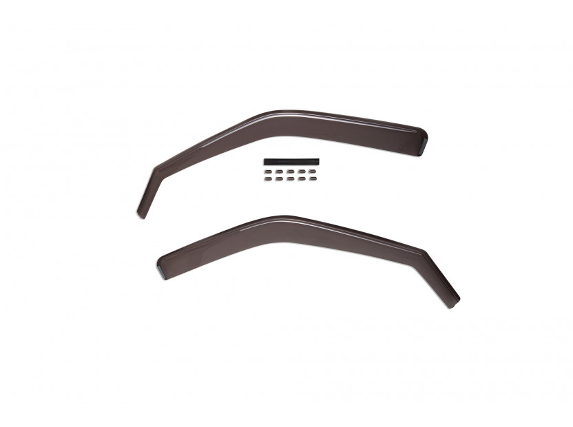 Farad Front Wind Deflectors for VW Golf III 5 doors 1992-1997/VW Vento 4 doors 1992-1997