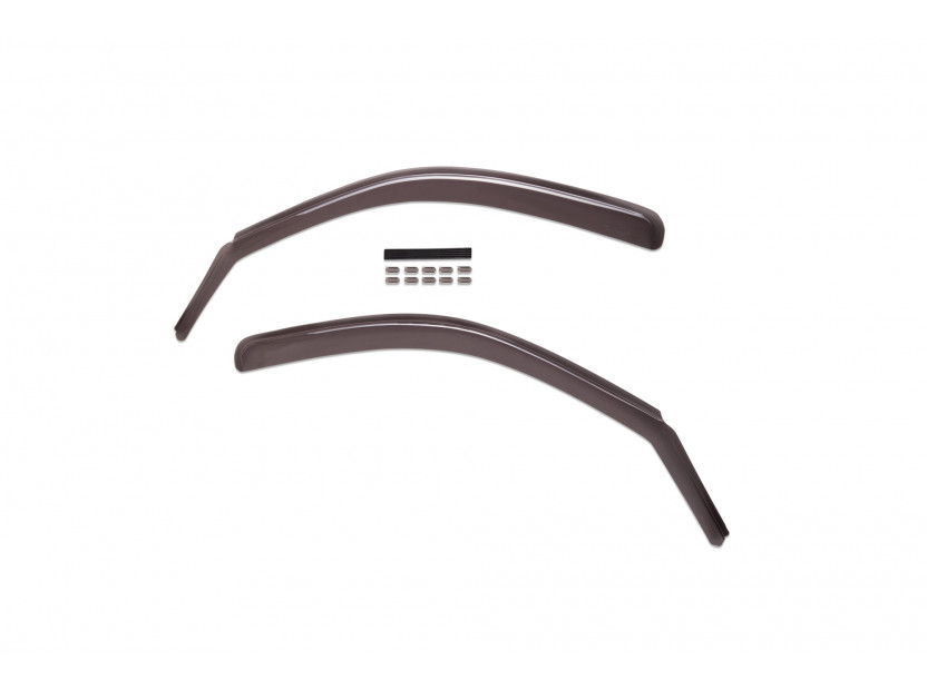 Farad Front Wind Deflectors for Renault Kangoo 3/5 doors 1998-2006