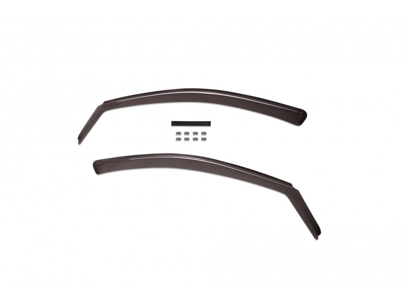 Farad Front Wind Deflectors for Opel Astra G sedan/station wagon/hatchback 1998-2004