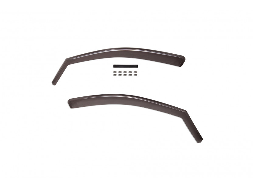 Farad Front Wind Deflectors for Ford Focus 5 doors sedan/station wagon/hatchback 1998-2005