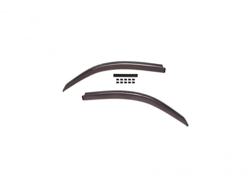 Farad Front Wind Deflectors for Fiat Doblo 2-5 doors 2001-2009