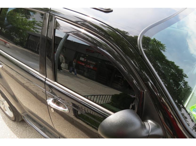 Farad Front Wind Deflectors for Chrysler PT Cruiser 5 doors 2000-2010 2