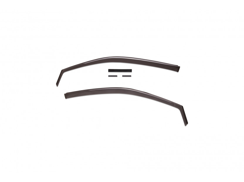 Farad Front Wind Deflectors for Fiat Stillo 3 doors 2001-2007