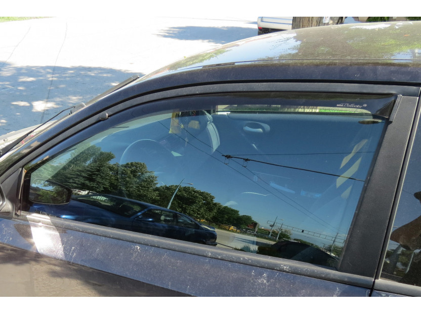 Farad Front Wind Deflectors for Fiat Stillo 3 doors 2001-2007 2
