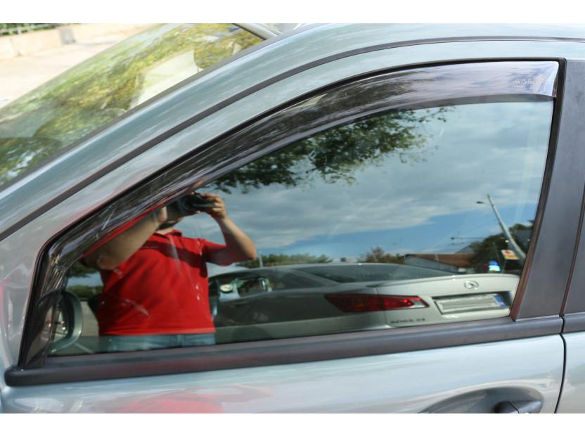 Farad Front Wind Deflectors for Mercedes C class W203 sedan/station wagon 2000-2006 2