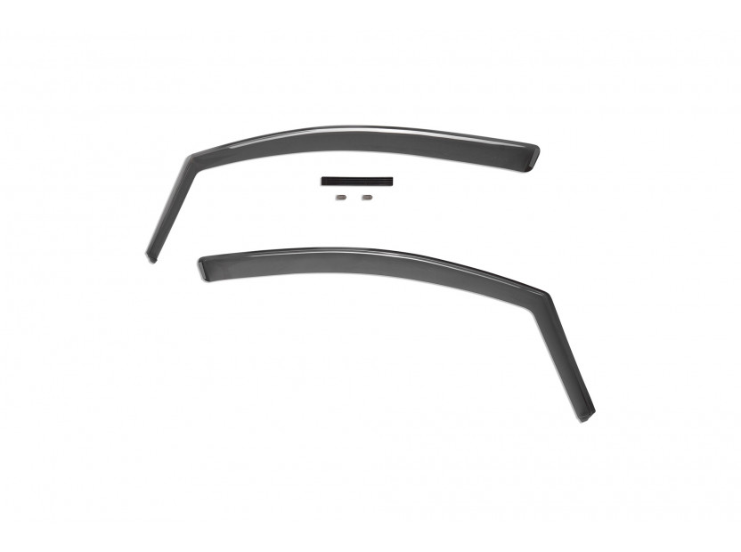 Farad Front Wind Deflectors for VW Touran after 2003