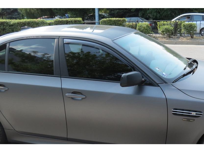 Farad Front Wind Deflectors for BMW 5 series E60 sedan 06/2003-02/2010/E61 station wagon 2004-08/2010 2