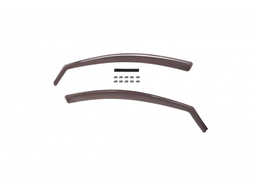 Farad Front Wind Deflectors for Kia Cee'd 5 doors hatchback/station wagon 2007-2011