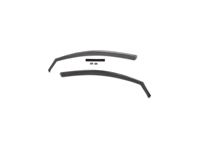 Farad Front Wind Deflectors for Skoda Superb sedan/station wagon after 2010