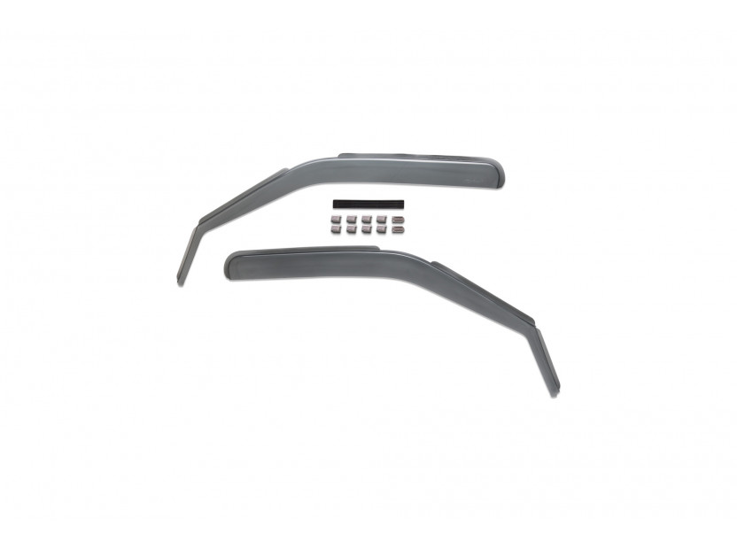 Farad Front Wind Deflectors for Ford Fiesta 3 doors 1989-1995