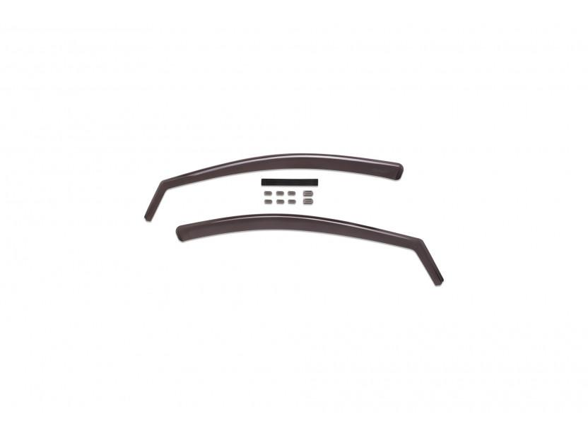 Farad Front Wind Deflectors for Toyota Auris sedan/station wagon after 2013