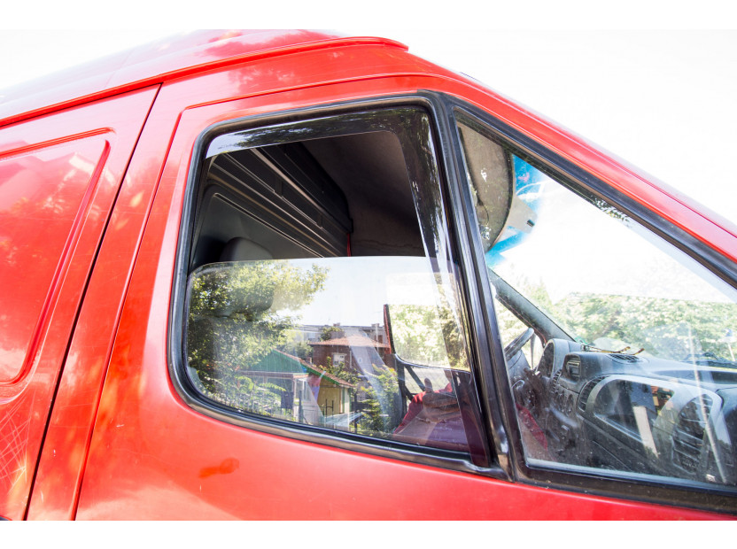 Farad Front Wind Deflectors for Mercedes Sprinter 1996-2006 2