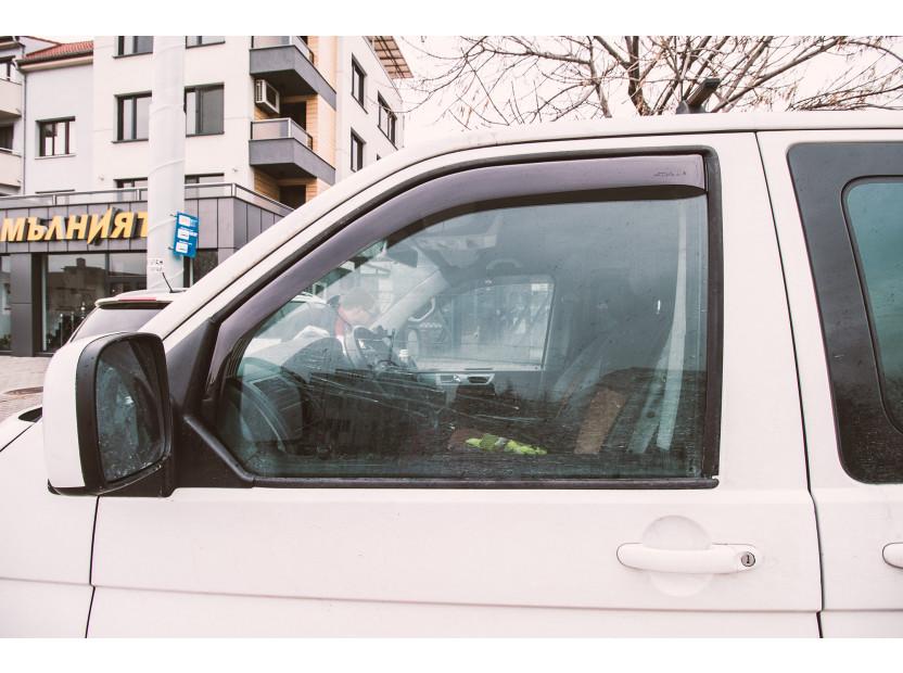 Farad Front Wind Deflectors for VW T5 2 doors 2003-2014/ VW T6 2 doors after 2014 7