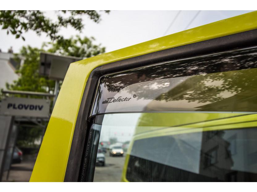 Farad Front Wind Deflectors for VW T5 2 doors 2003-2014/ VW T6 2 doors after 2014 5