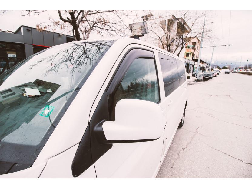 Farad Front Wind Deflectors for VW T5 2 doors 2003-2014/ VW T6 2 doors after 2014 6