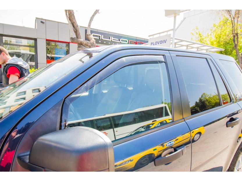 Farad Front Wind Deflectors for Land Rover Freelander 5 doors after 2006 4