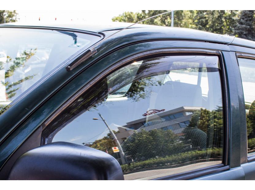 Farad Front Wind Deflectors for Toyota Hilux 4 doors after 2006 2