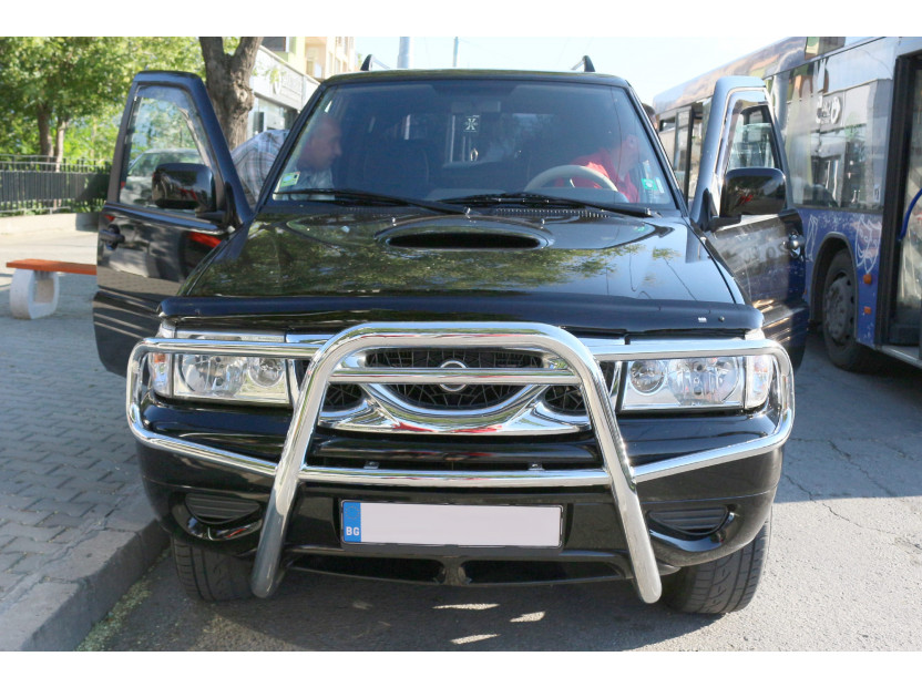 Bug Deflector for Nissan Terrano 2 after 1997 2
