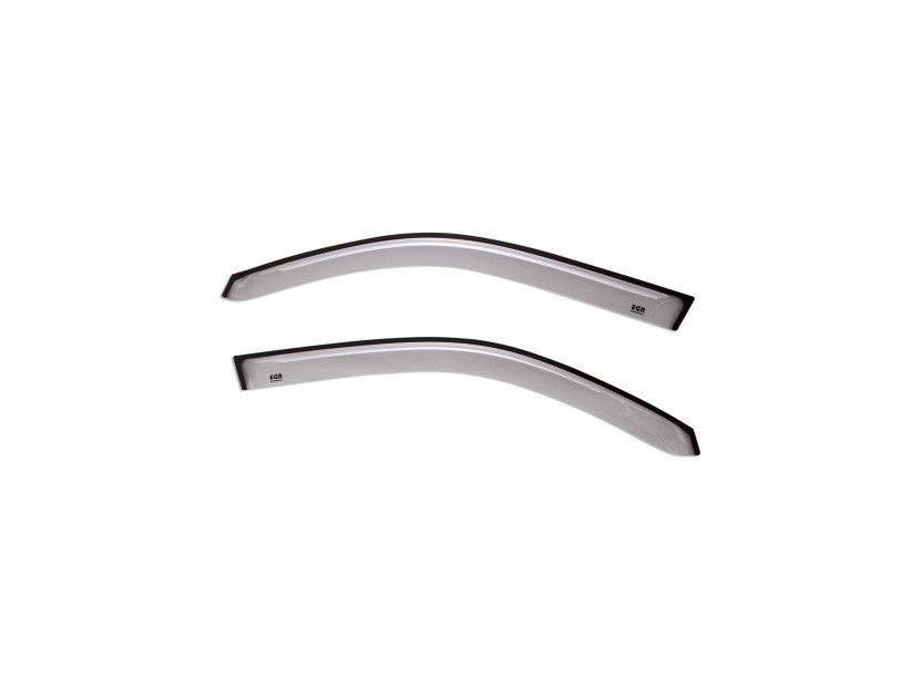 EGR Front Wind Deflectors for Nissan X-trail 2007-2013