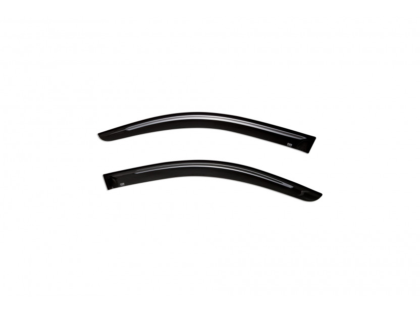 EGR 4 pieces Wind Deflectors Kit for Audi Q3 after 2011 2