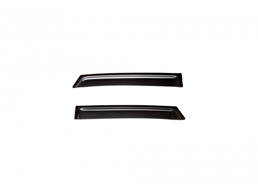 EGR 4 pieces Wind Deflectors Kit for Audi Q3 after 2011 3