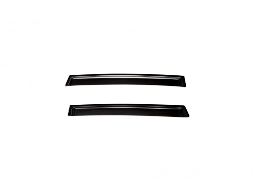 EGR 4 pieces Wind Deflectors Kit for BMW X5 E70 2007-2014 3