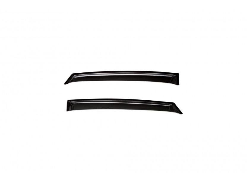 EGR 4 pieces Wind Deflectors Kit for Ford Focus after 2011 3