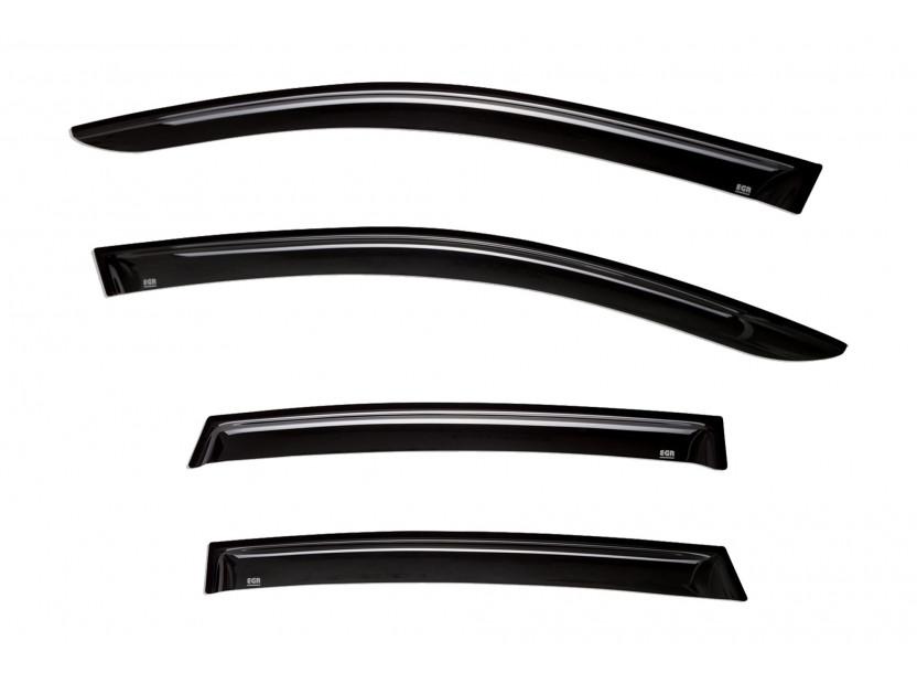 EGR 4 pieces Wind Deflectors Kit for Honda CR-v after 2012