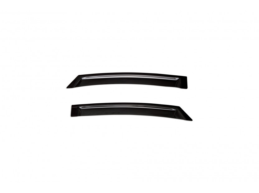 EGR 4 pieces Wind Deflectors Kit for Hyundai i40 after 2011 3