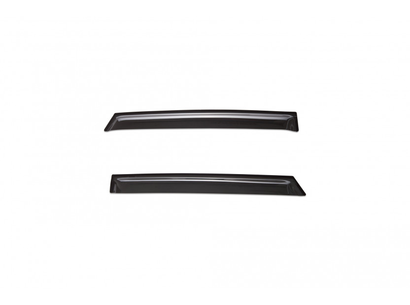 EGR 4 pieces Wind Deflectors Kit for Hyundai Santa Fe after 2012 3