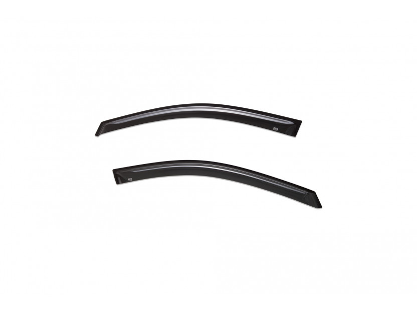 EGR 4 pieces Wind Deflectors Kit for Hyundai Santa Fe after 2012 2