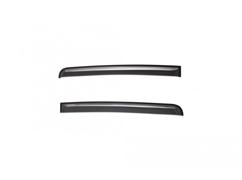 EGR 4 pieces Wind Deflectors Kit for Mitsubishi L200 double cab after 2015 3
