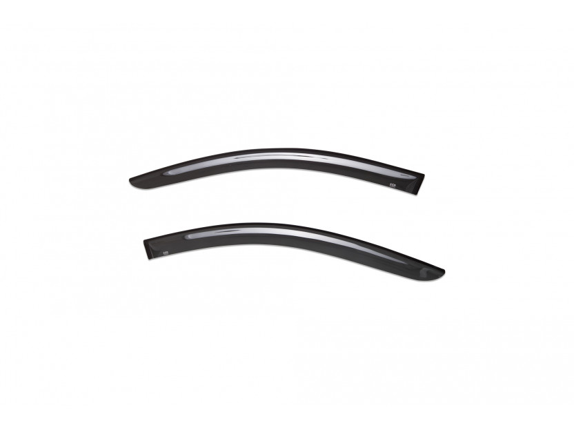 EGR 4 pieces Wind Deflectors Kit for Mitsubishi L200 double cab after 2015 2