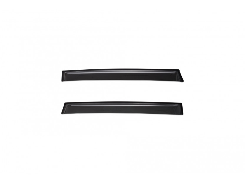EGR 4 pieces Wind Deflectors Kit for Nissan X-trail after 2014 3