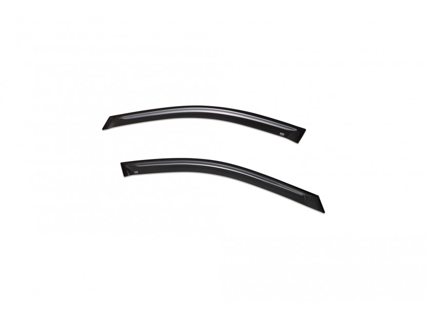 EGR 4 pieces Wind Deflectors Kit for Nissan Pathfinder after 2015 2