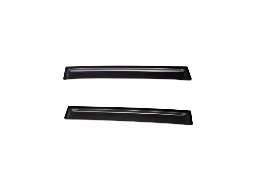 EGR 4 pieces Wind Deflectors Kit for Subaru Forester 2008-2012 3