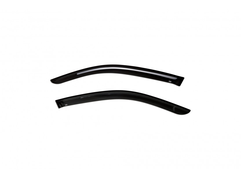 EGR 4 pieces Wind Deflectors Kit for Subaru Forester after 2013 2