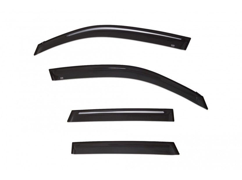 EGR 4 pieces Wind Deflectors Kit for Suzuki Vitara after 2015
