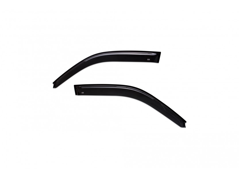 EGR 4 pieces Wind Deflectors Kit for Toyota Land Cruiser 100 1998-2007 2