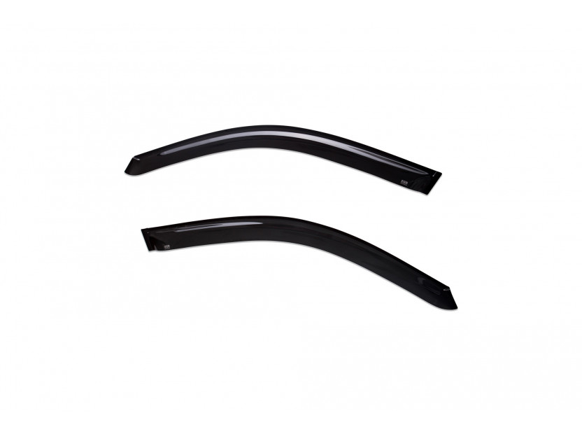 EGR 4 pieces Wind Deflectors Kit for Toyota Land Cruiser 120 2003-2008 2