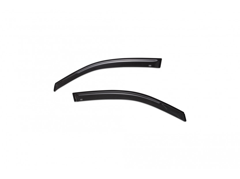 EGR 4 pieces Wind Deflectors Kit for Toyota Hillux after 2011 2