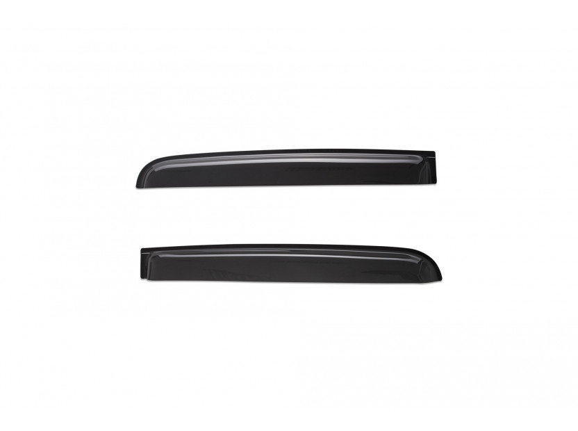 EGR 4 pieces Wind Deflectors Kit for Toyota Hillux after 2011 3